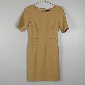 Land's End short sleeve career dress